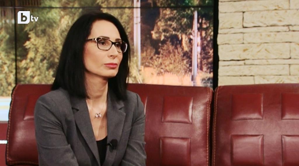 Seit dem Auftritt in der Fernsehshow des berühmten bulgarischen Entertainers Slavi Trifonov wird Katya Ilieva bedroht. / Foto: Screenshot vom slavishow.com